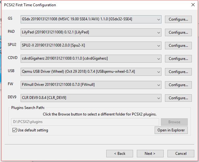 Setting up PCSX2 for Socom 2 and SVDL (Updated) - 1UPsDevelopment com